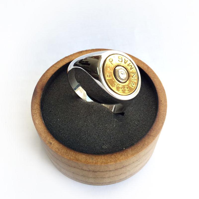 Custom Bullet Ring