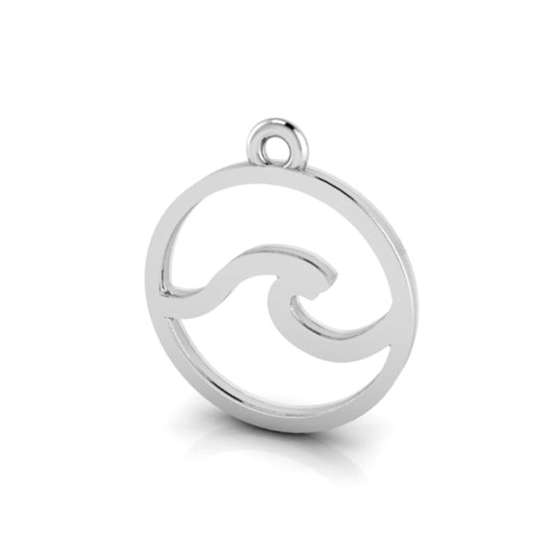 Wave Pendant Large