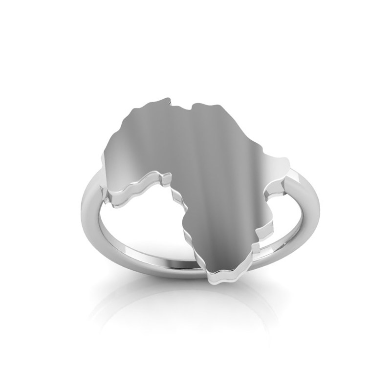 AFRICA RING SOLID
